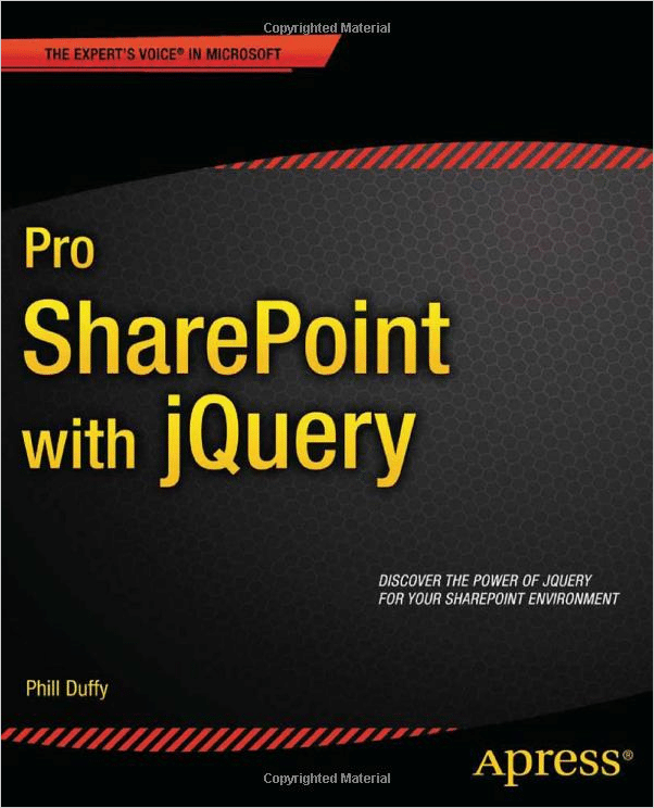 SharePoint with jQuery Book