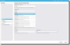Set default values for parameters
