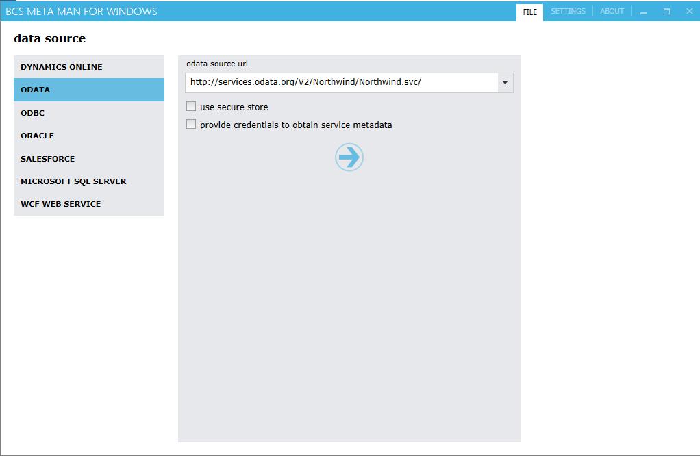 SharePoint Online OData BCS - Lightning Tools