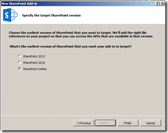 SharePoint Online OData BCS Add-In