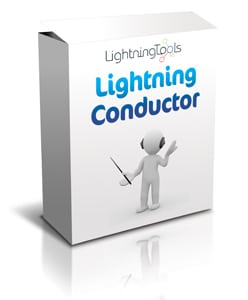Lightning Conductor Web Part