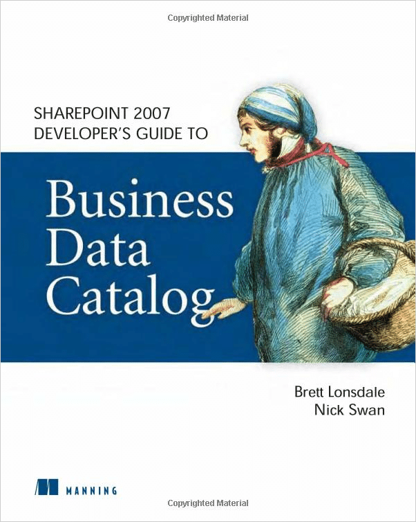 Business Data Catalog Book