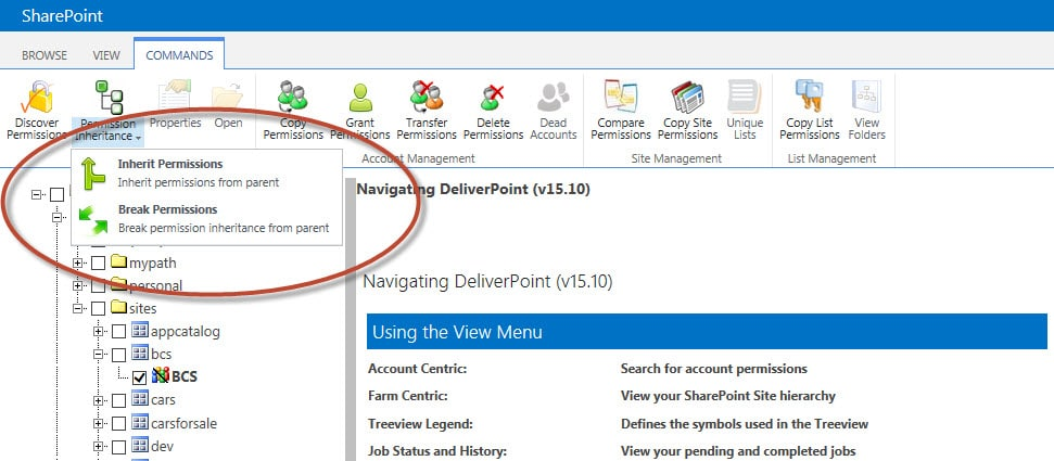 onedrive sharepoint how to delete a group