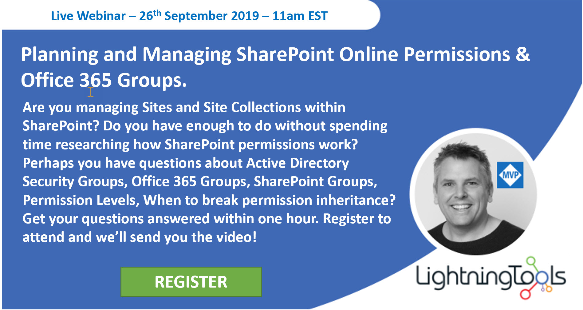 SharePoint Online Permissions in Modern Sites Blog Post