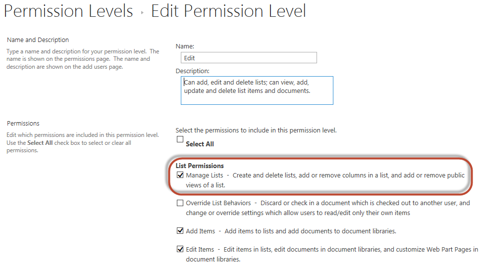 10 SharePoint Permissions Tips You Need To Know - Lightning