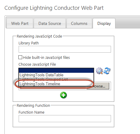 SharePoint Timeline Rollup - Lightning Tools