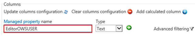 SharePoint Online Document Library Rollup Managed Property