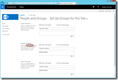 SharePoint 2016 Permissions Guide - Group Creation