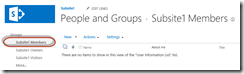 SharePoint 2016 Permissions Guide - People & Groups