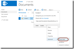 SharePoint 2016 Permissions Guide - Document Permission Report