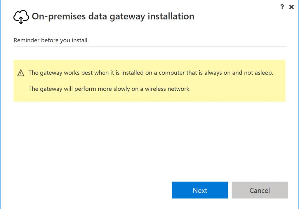 Using PowerApps On Premises Data Gateway - Lightning Tools