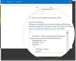 SharePoint Online Column Formatting to display Emojis