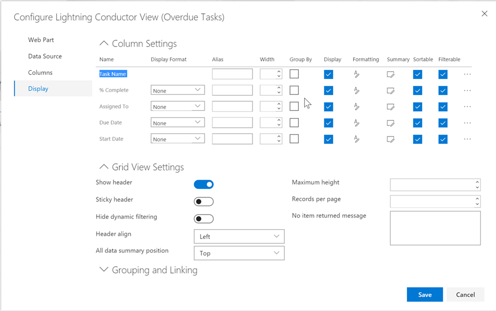 Lightning Conductor SPFx Client Side Web Part Pre-Launch