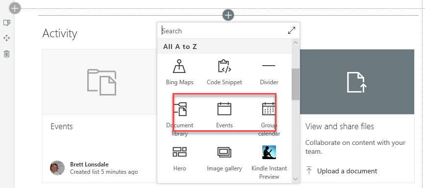 SharePoint Events Rollup - Lightning Tools