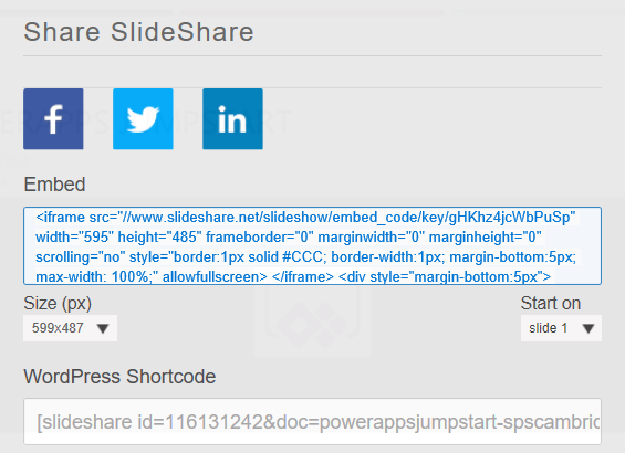 Modern SharePoint Web Parts: Embed, Kindle, YouTube